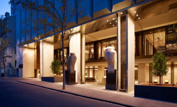Grand Hyatt Melbourne Foyer : Grand hyatt melbourne smart meetings