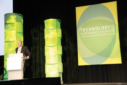 Snapshot of ASAE's Tech Conference