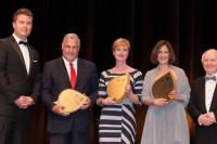 IMEX/GMIC Green Supplier Award winners
