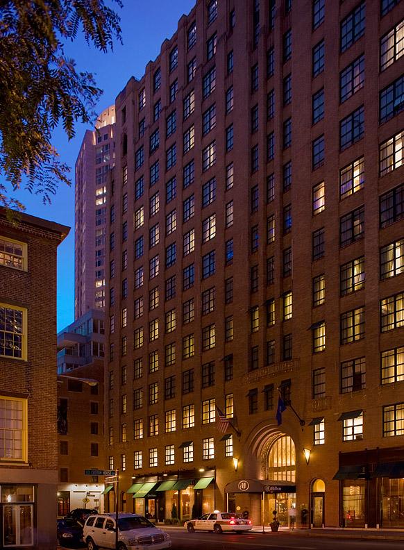 Hilton Boston Downtown Financial District Smart Meetings
