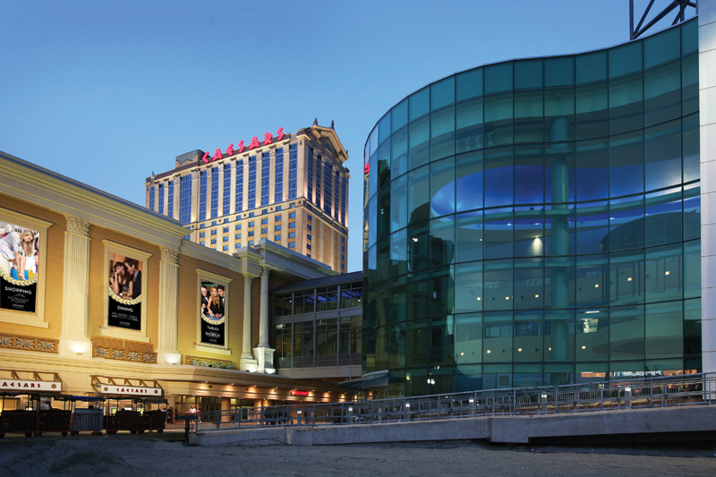 Caesars Wellness Center Atlantic City