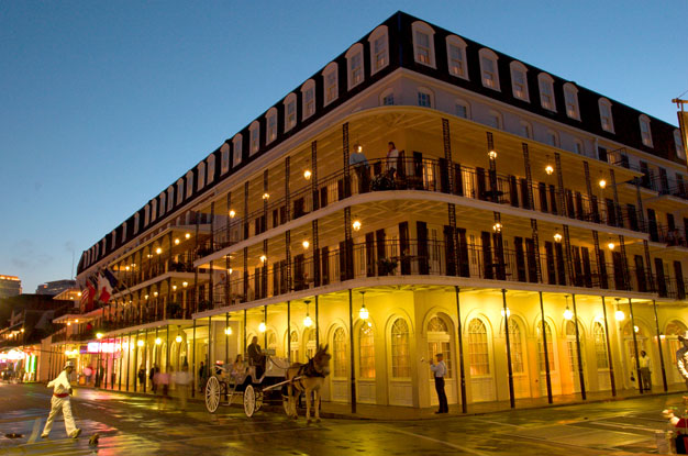 About Four Points By Sheraton French Quarter, New Orleans Location. This New Orleans hotel stands on one of the busiest corners of Bourbon Street in the center of the French Quarter/5().