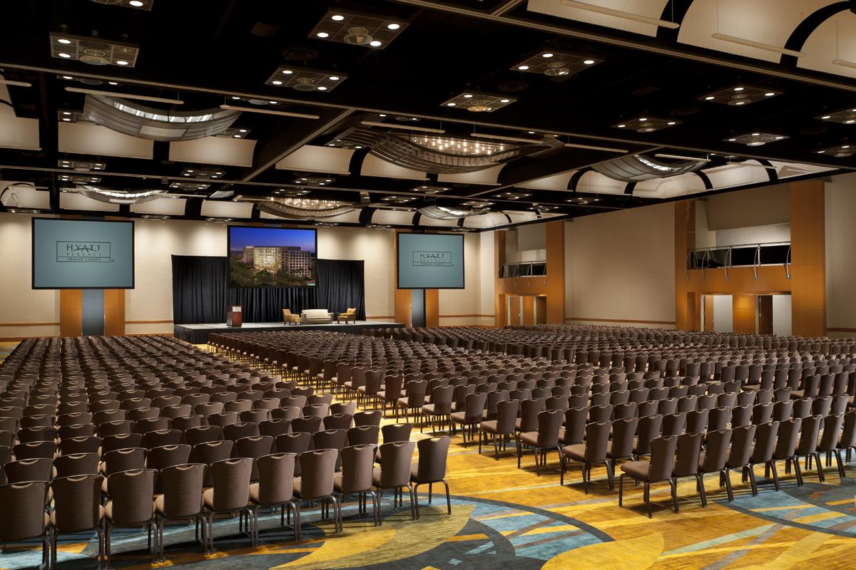 Hyatt Regency Orange County Smart Meetings