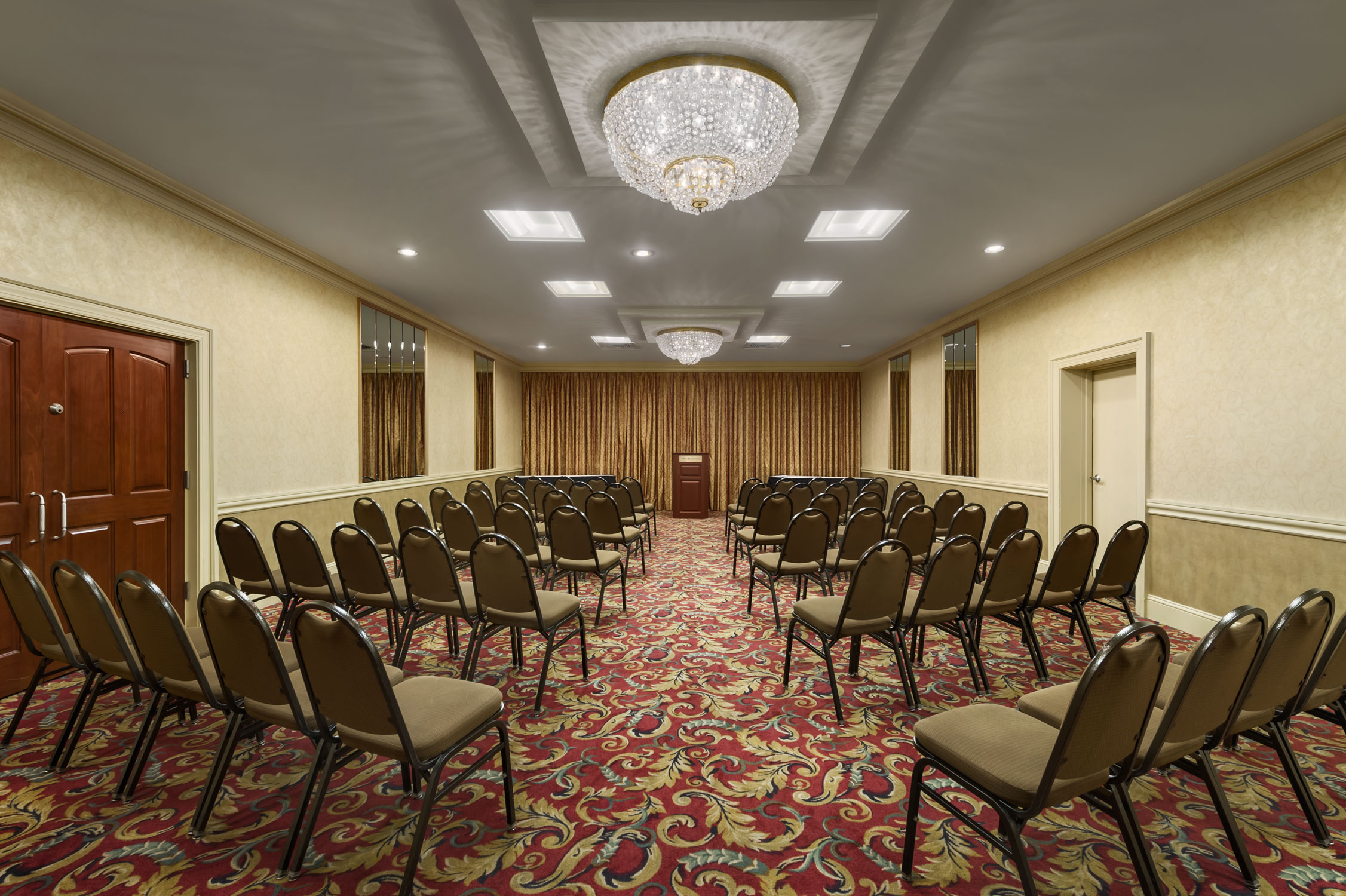 Highland Town Meeting Room