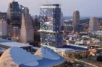 Proposed Hyatt Hotel near Kansas City Convention Center