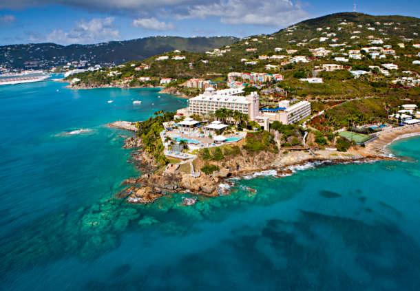 Frenchman s reef amp morning star marriott beach resort smart meetings