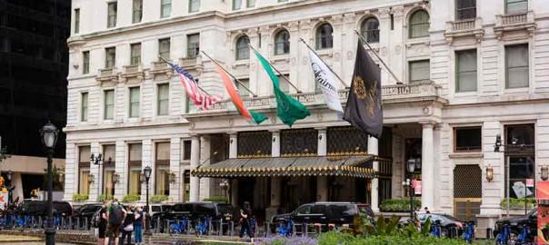 Legendary Hotels, Plaza Hotel New York City