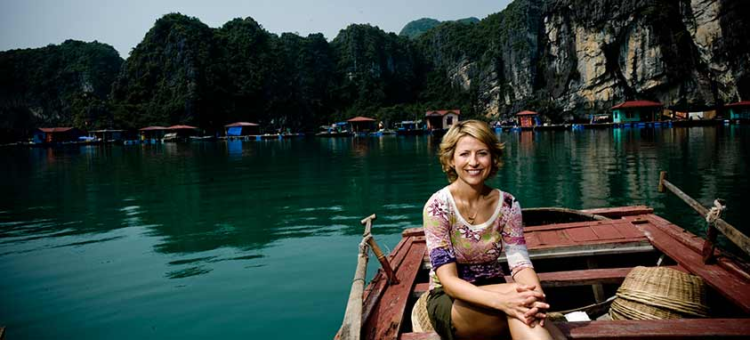 On the Road with Samantha Brown