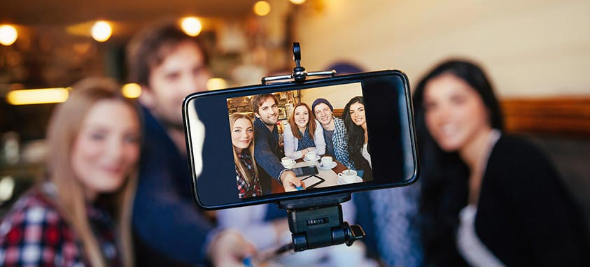 disney and others say no to selfie sticks smart meetings. Black Bedroom Furniture Sets. Home Design Ideas