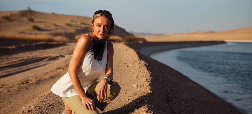 Alexandra Cousteau: Setting Her Own Sail
