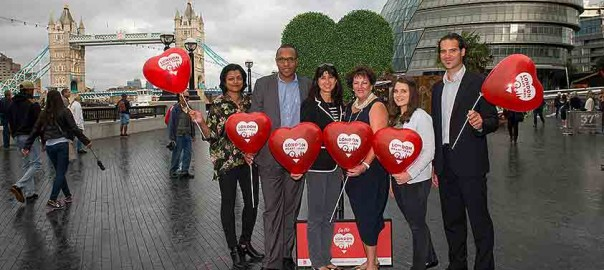London & Partners' Events Have Heart