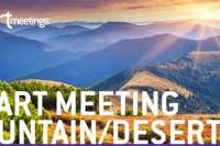 Smart Meeting Mountain Desert