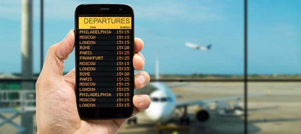 Apps to Ease Air Travel