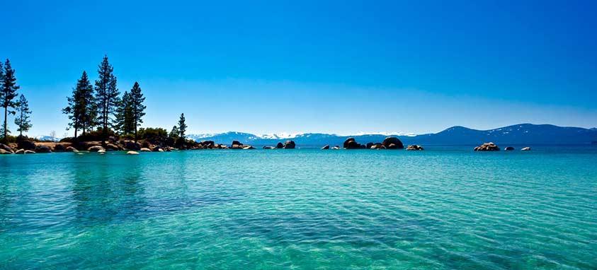 The View is Hard to Beat at North Lake Tahoe CVB