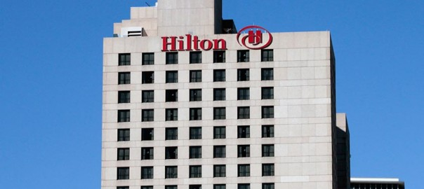 hilton partners with uber