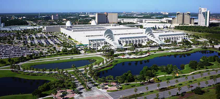 Orange County Convention Center To Get Expansions