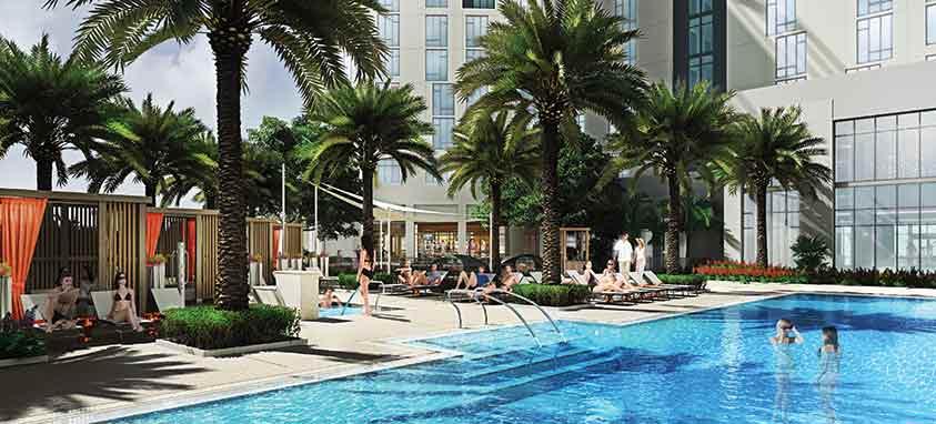 Hilton West Palm Beach Meeting Space
