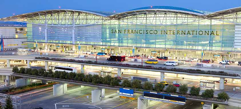 Flughafen Hotel San Francisco