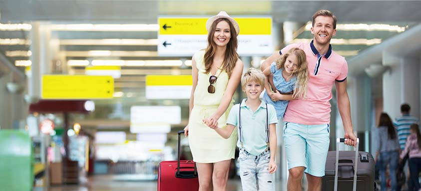 Stay Healthy While Traveling During the Holiday Season | AICA College Park
