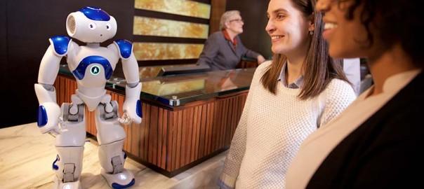 Hilton-robot-concierge