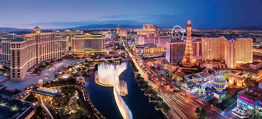 When It's Time to Plan the Perfect Meeting, Show Your Attendees What's New in Las Vegas