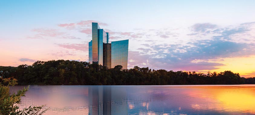 Mohegan Sun. Setting the Stage for Success.
