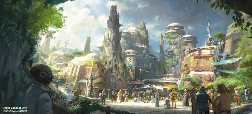 The Circle of Life: Disney's Exciting New Attractions Inspire Group Unity