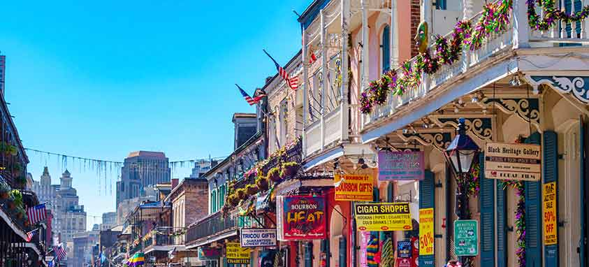 Beyond Bourbon Street & Beads in New Orleans