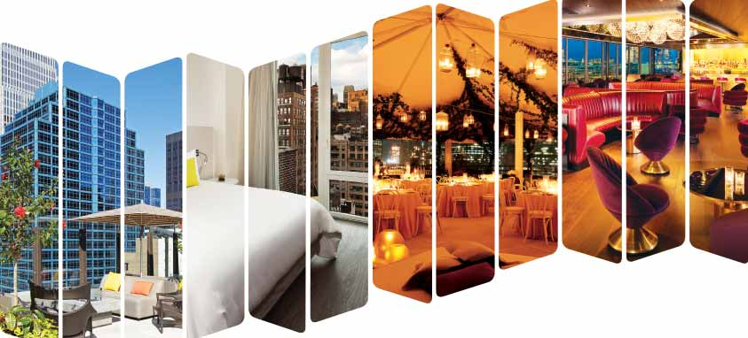 9 reasons to meet in a hip modern boutique hotel smart for Hip boutique hotels