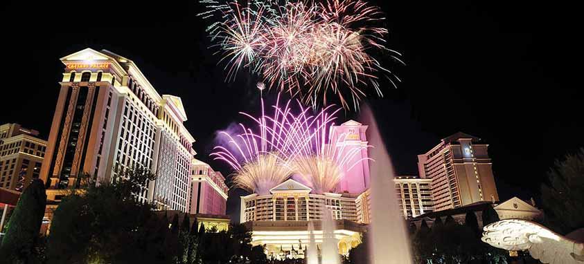 Caesars Palace Celebrates 50 Years