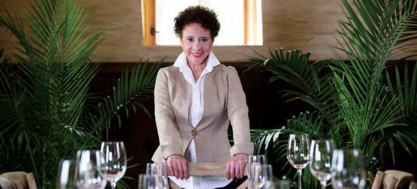 Entrepreneur Extraordinaire: Sheila C. Johnson of Salamander