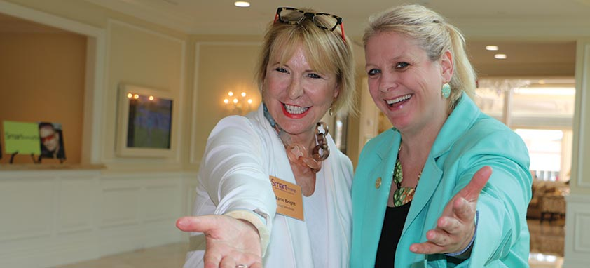 Women Take the Lead at First-Ever Smart Woman Summit