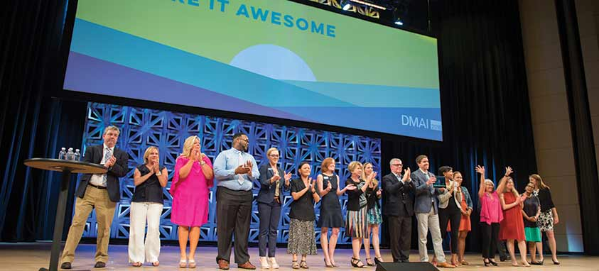 Security, Destination Influencers and the Sharing Economy Ruled the DMAI Stage
