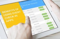 reasons to use event check-in apps
