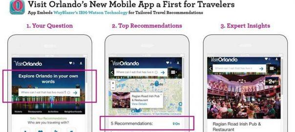 Visit Orlando App