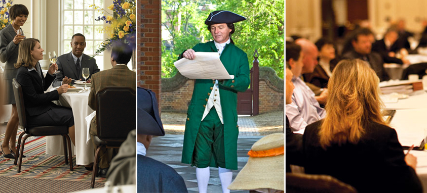 Colonial Williamsburg: Meetings Here Have Inspired Revolutionary Ideas