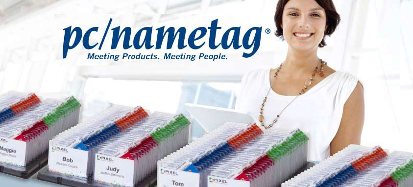 So Many Tasks, so Little Time? Namebadges to Go® is at Your Service