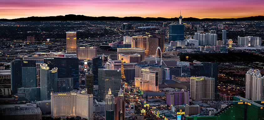 Two One-of-a-Kind Meeting Experiences in Las Vegas