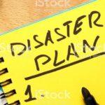 disaster preparedness planners