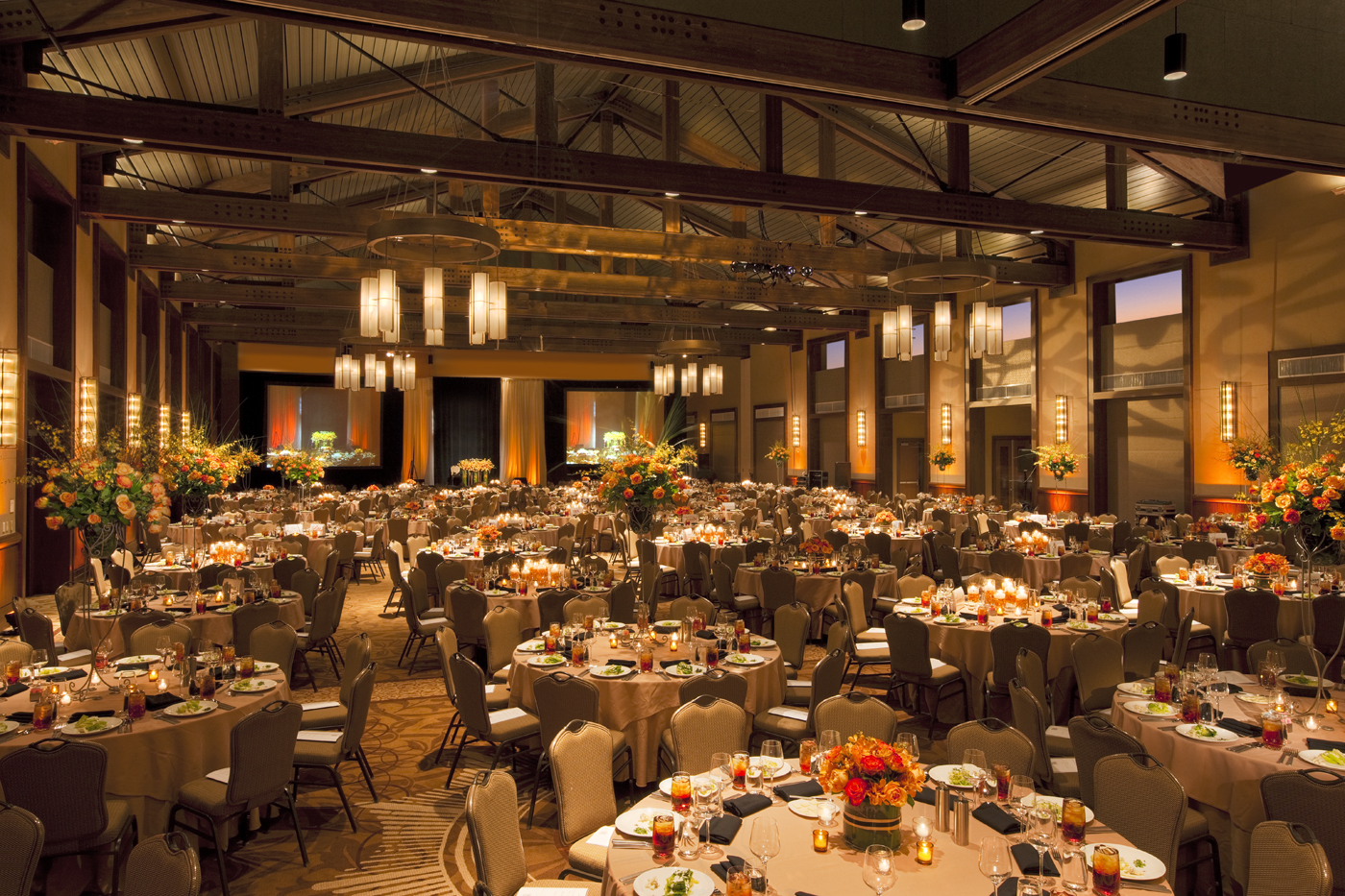 Att executive education and conference center austin ut for Dining at at t conference center austin