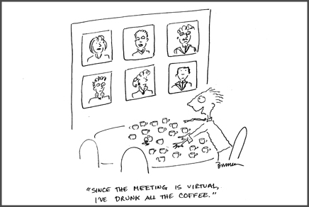 virtual meetings smart management Case study - 1 virtual meetings: smart management instead of taking that 6:30 am plane to make a round of meetings in dallas, wouldn't it be great if you could.