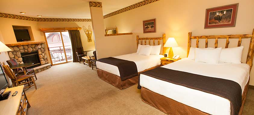 Great Falls Hotel Rooms
