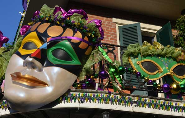 New Orleans Hotels Are Full For Mardi Gras Smart Meetings