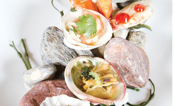 Seasonal Shellfish