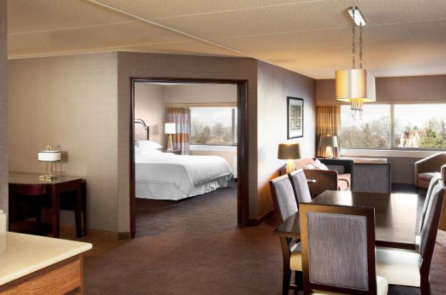 Sheraton Syracuse University Hotel Conference Center Smart Meetings
