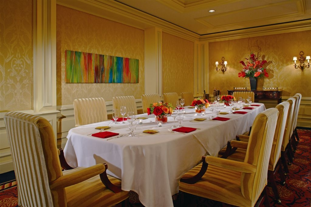 Ritz Carlton Cleveland In Room Dining