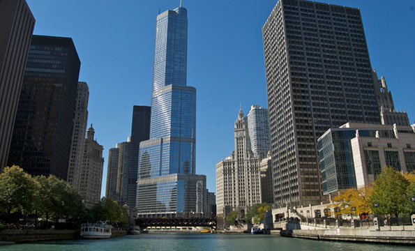Trump international hotel tower to unveil new event for New hotels in chicago