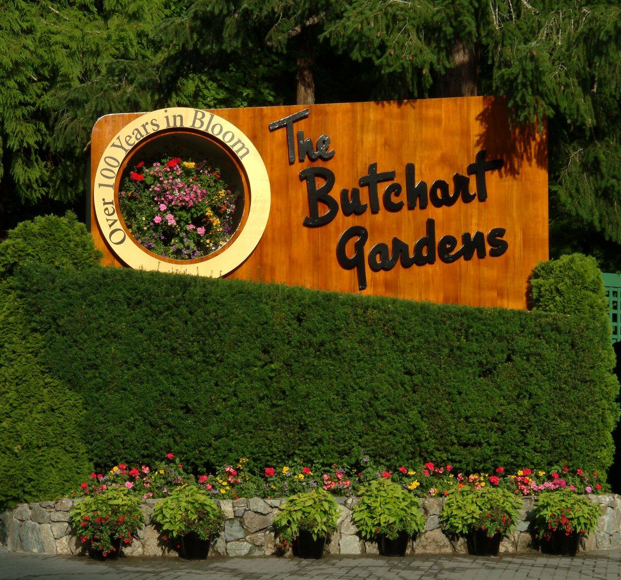 the butchart gardens smart meetings
