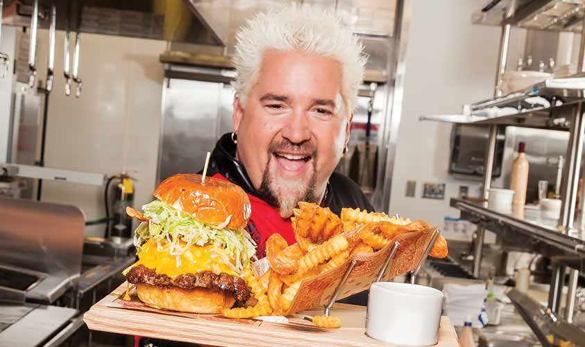 Guy Fieri S American Kitchen And Bar