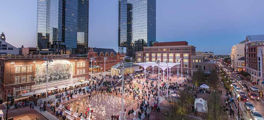 Downtown Meetings